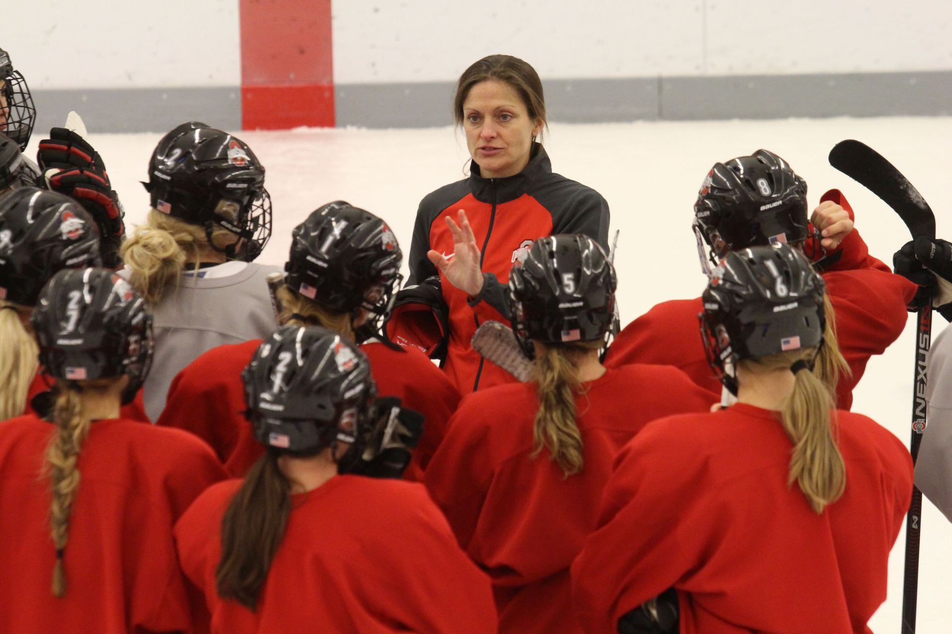 Nadine Muzerall Turns Troubled Ohio State Team Into Contender