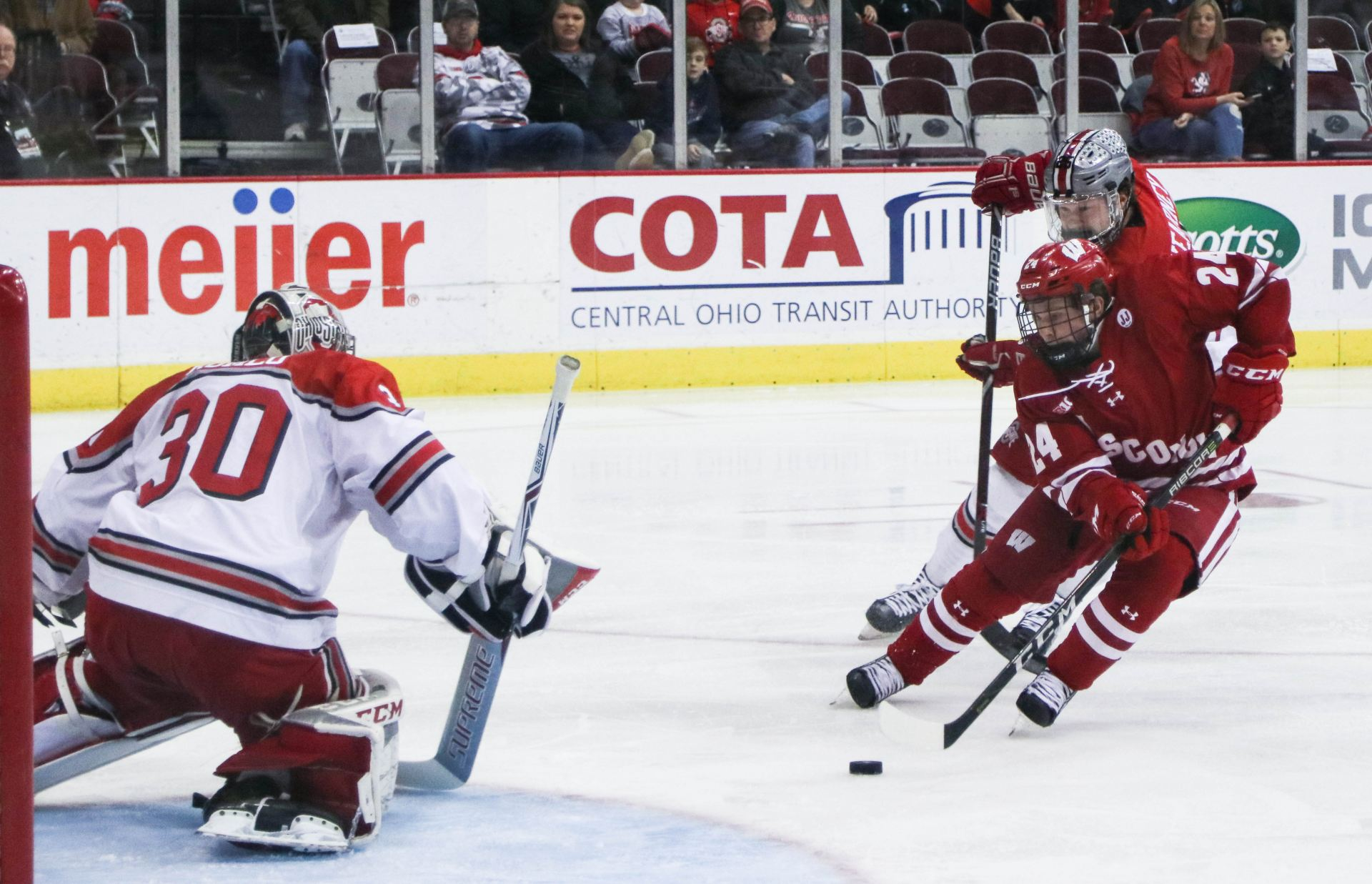 Men's hockey: Ohio State faces difficult road even as top seed to the Frozen Four remains difficult