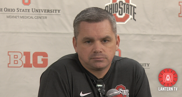 Ohio State men's basketball HC Chris Holtmann press conference - March 6, 2018