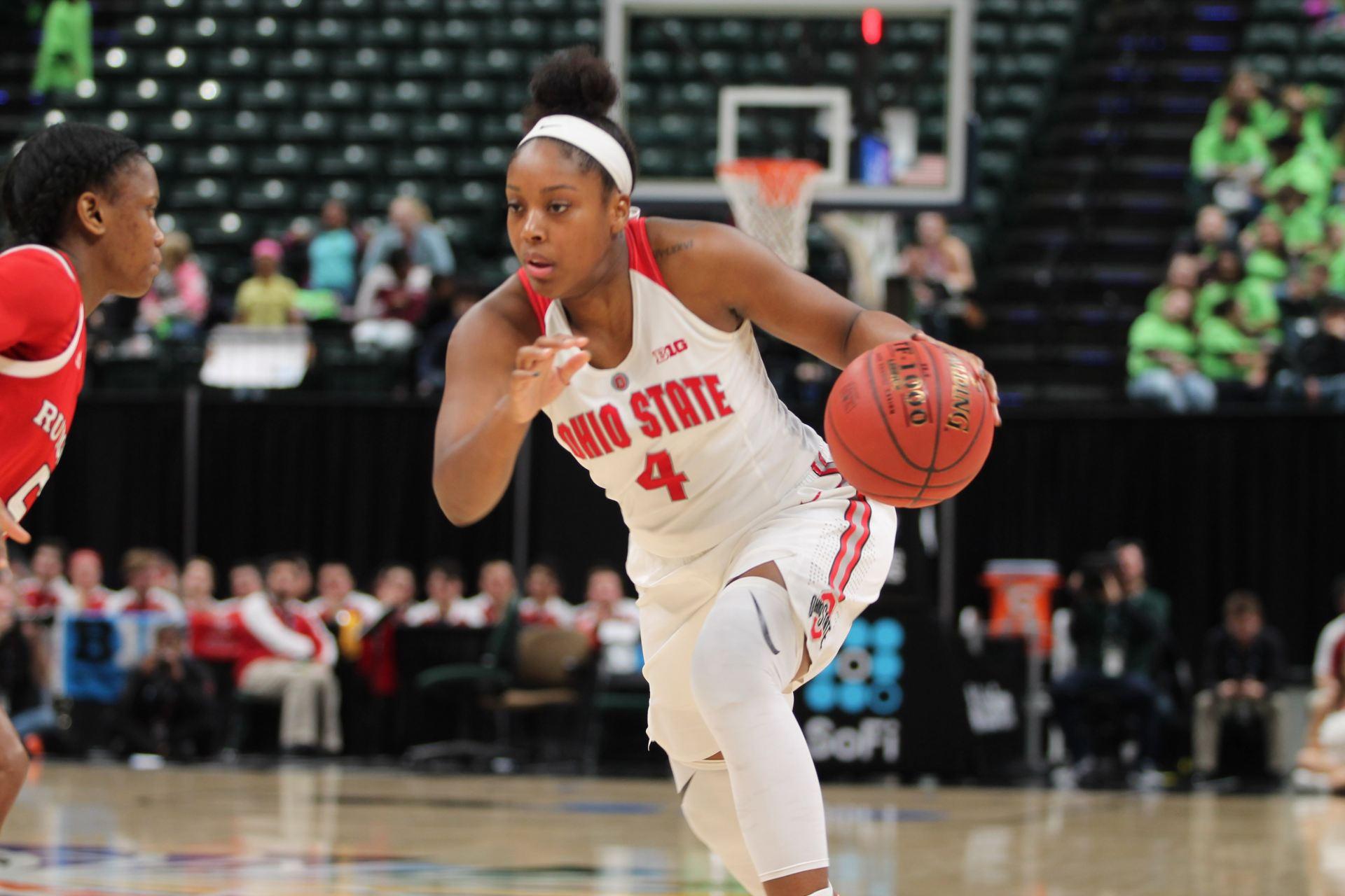 Women's Basketball: No. 13 Ohio State beats Rutgers 82-57 ...