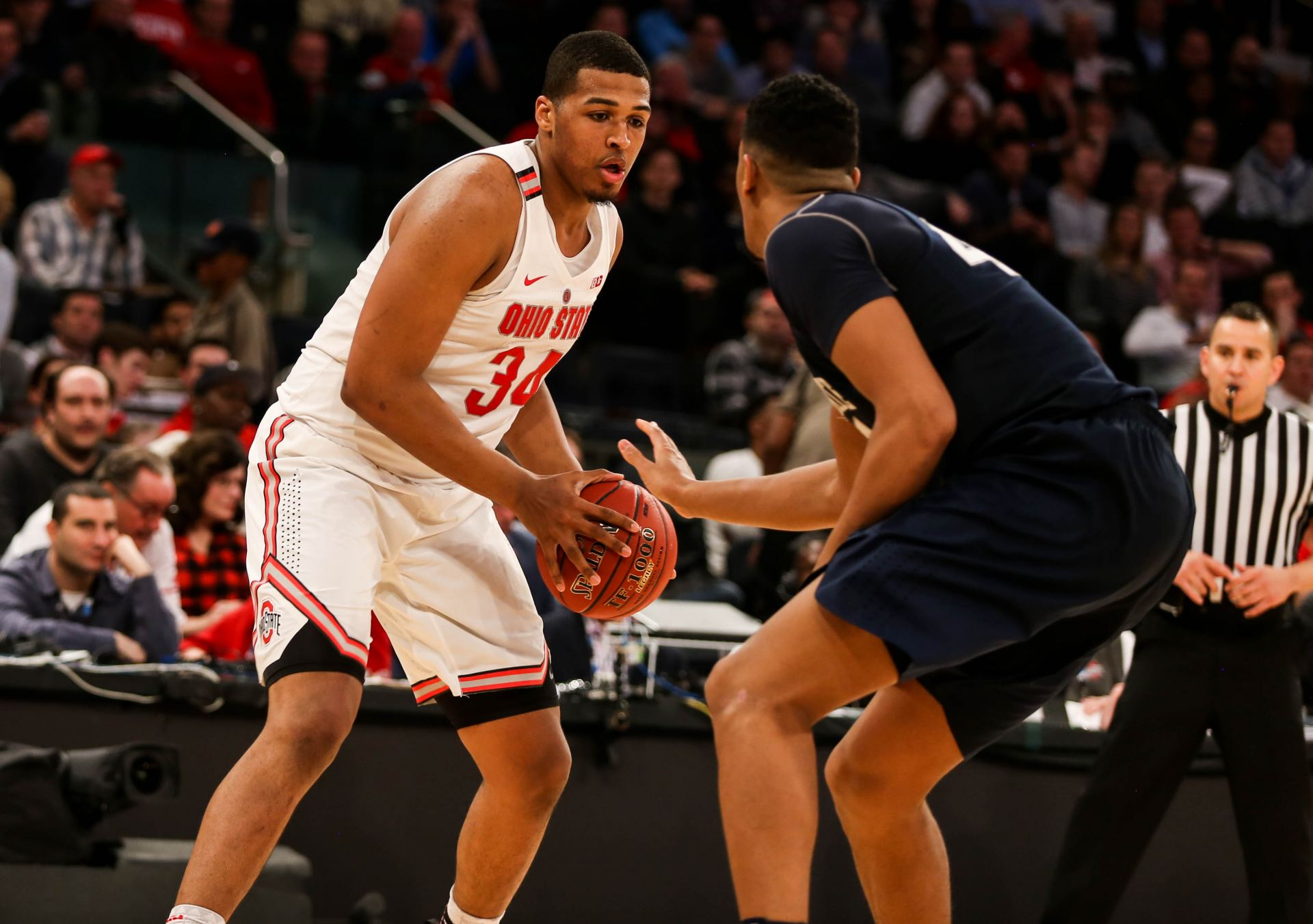 Men's Basketball: No. 5 Ohio State looks to avoid upset at hands of No. 12 South Dakota State