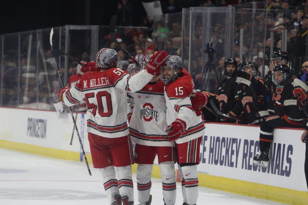 Men's Hockey: Ohio State advances to NCAA tournament ...
