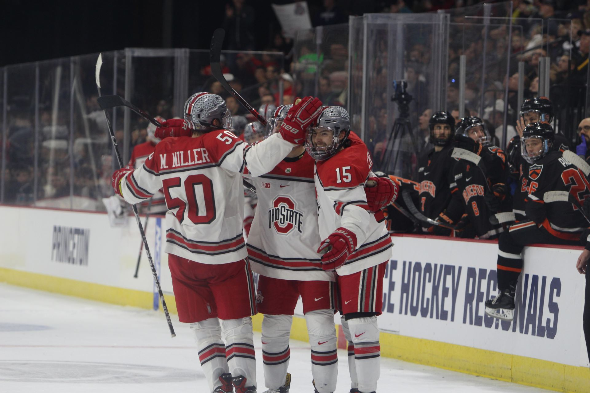 Men's Hockey: No. 6 Ohio State begins home stand against ...