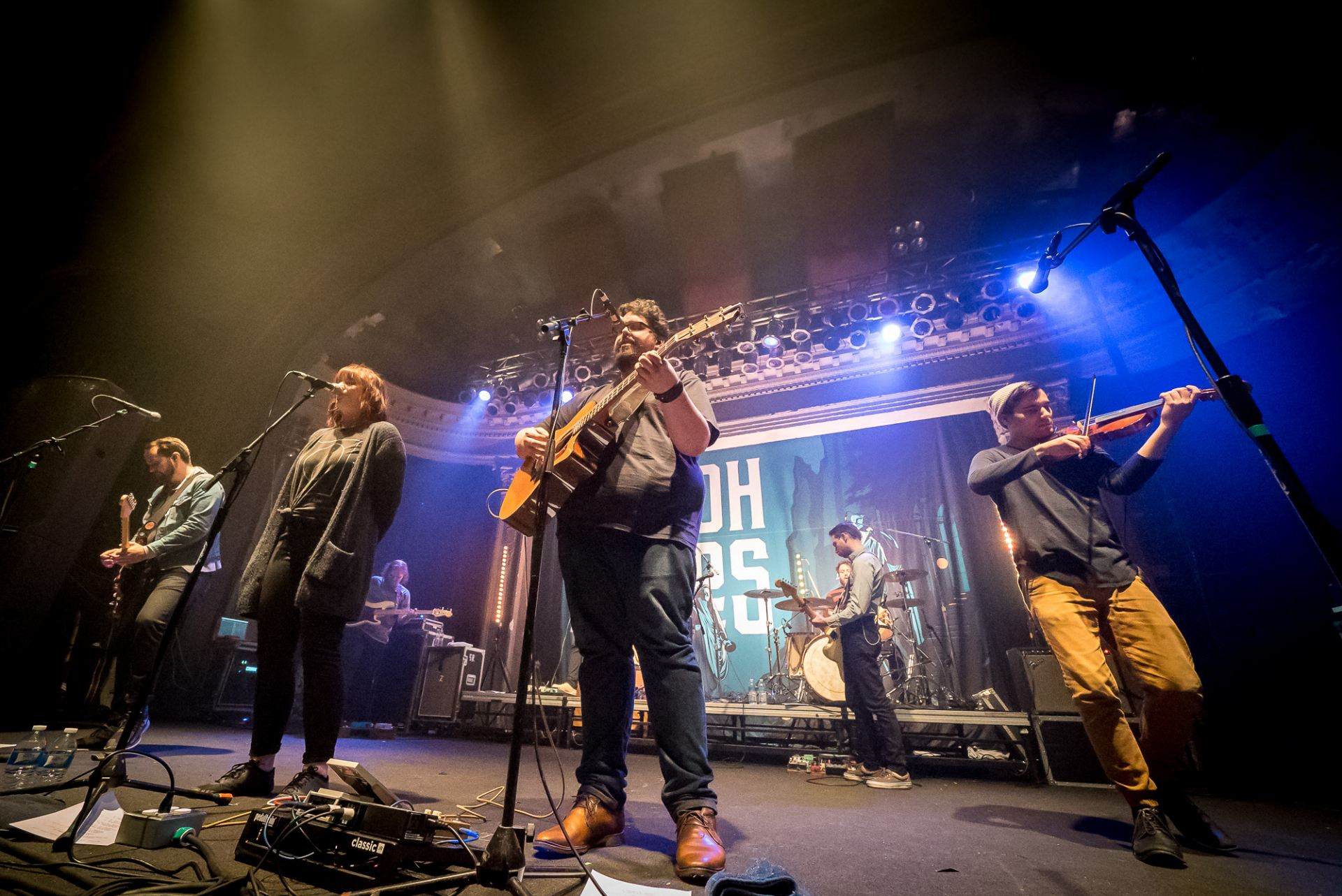 Concert review: The Oh Hellos bring high-energy folk and