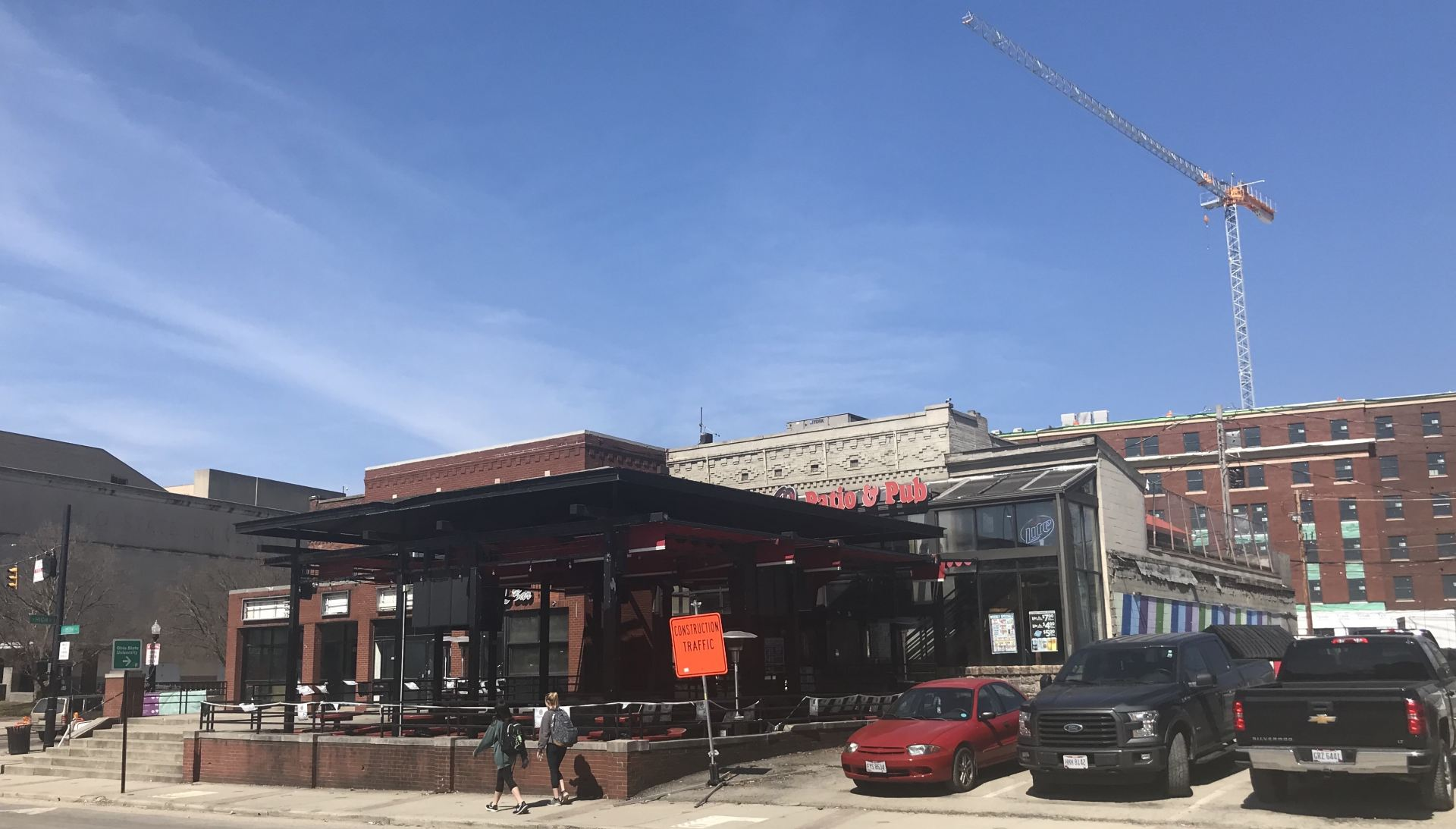 All Jokes Aside: Ohio State is turning High Street into a suburban shopping plaza