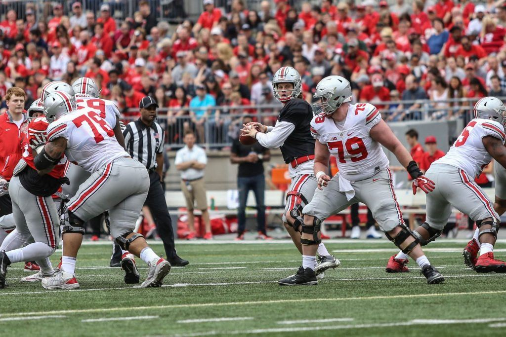 Football What We Learned About Ohio State From The Spring Game