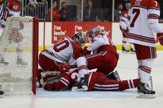 Men's Hockey: Ohio Condition to defend myself against Denver in NCAA West Regional Semifinal