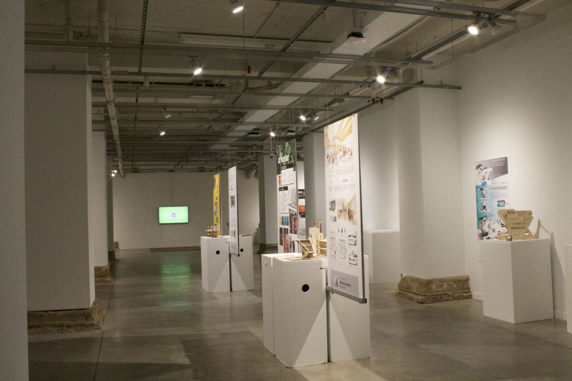 Soon To Be Graduates Of The Department Of Design At Ohio State Showcase  Their Senior Theses In The Annual Spring Exhibition At The Urban Arts Space  In ...
