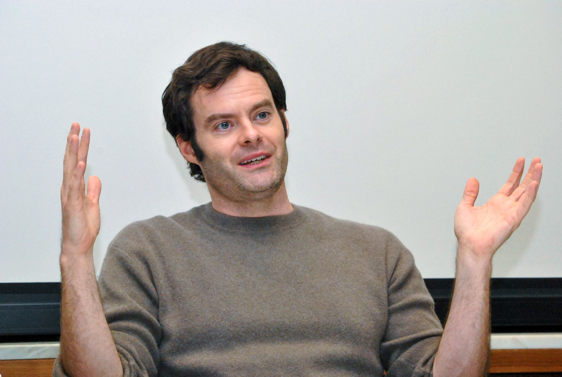 Bill Hader And Alec Berg Recently Spoke With The Lantern And Various Other College Newspapers To Talk About Barry Performance Anxiety And His Favorite