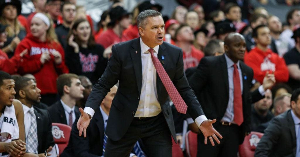 Men's Basketball: Young Ohio State team struggles in ...
