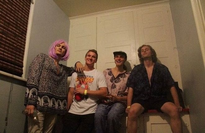 Columbus' Own: Fullsend introduces psychedelic rock to Columbus scene