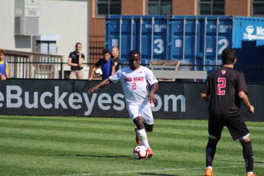 Men's Soccer: Ohio State's season involves an finish with 3-1 loss to Northwestern