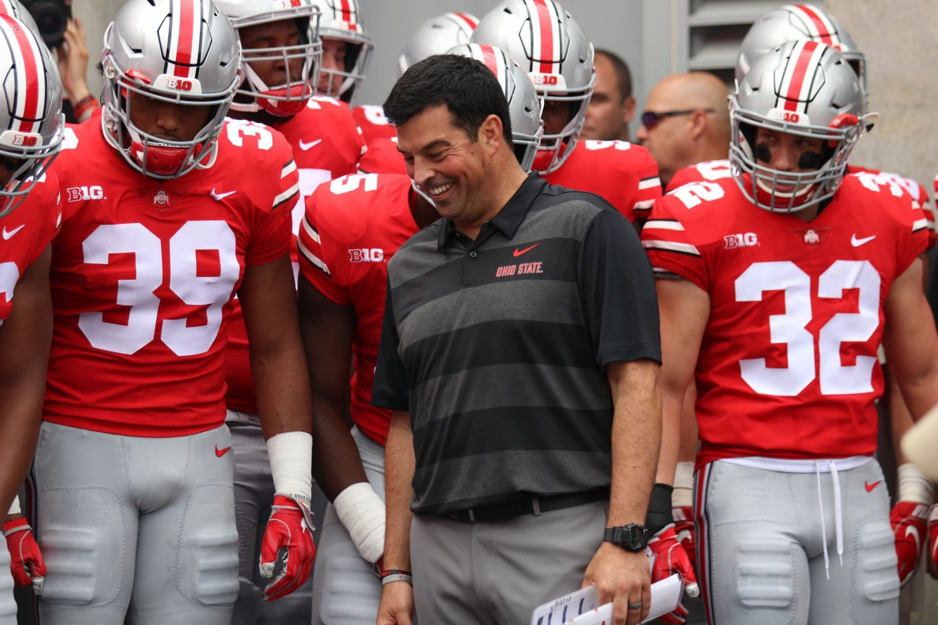 Football: Ryan Day goes back to assistant role following time in the spotlight