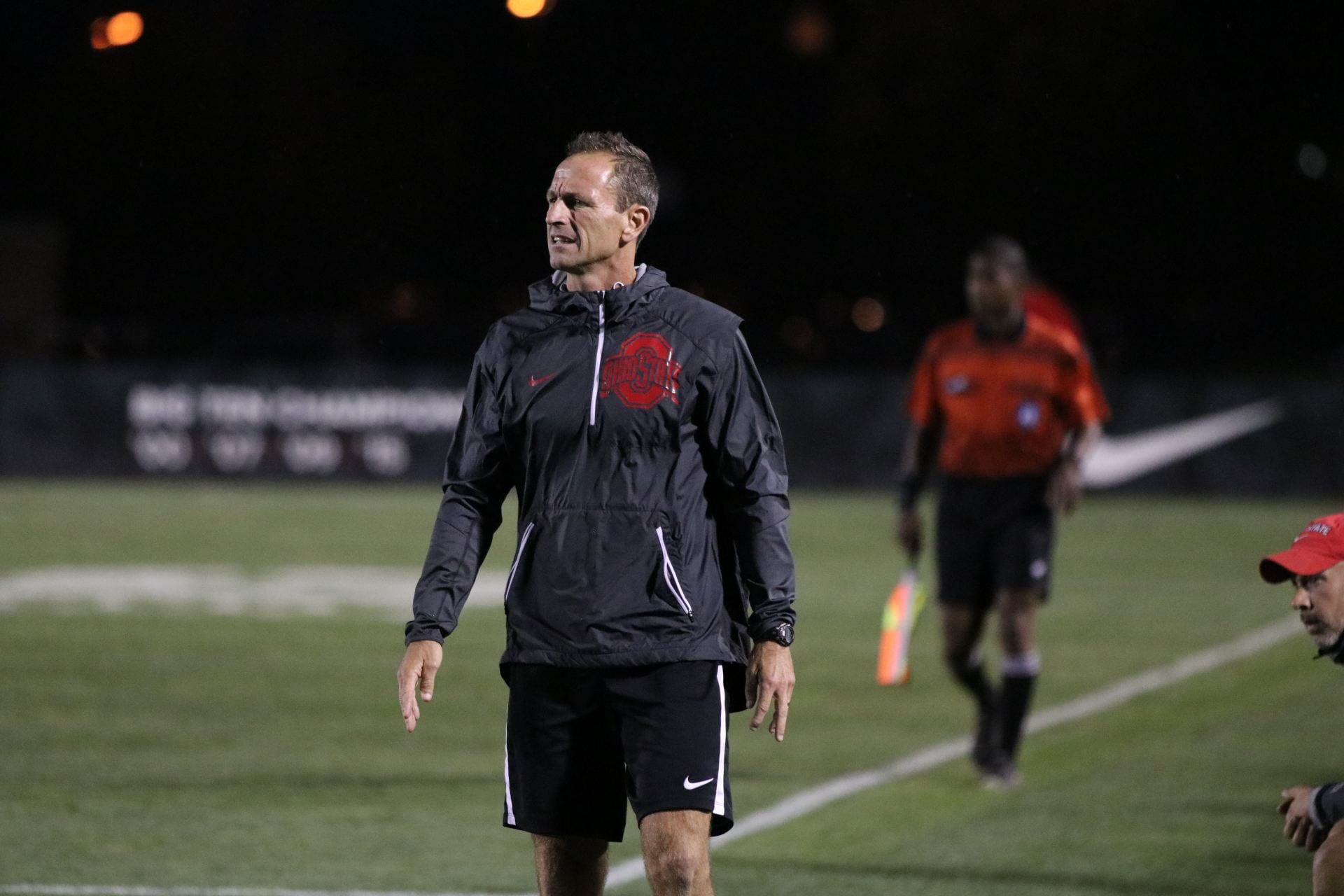 Men's Soccer: Ohio State hosts No. 2 Indiana in home finale