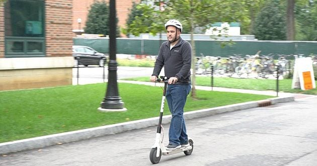 """All Jokes Aside: The """"e"""" in e-scooter stands for entitlement"""