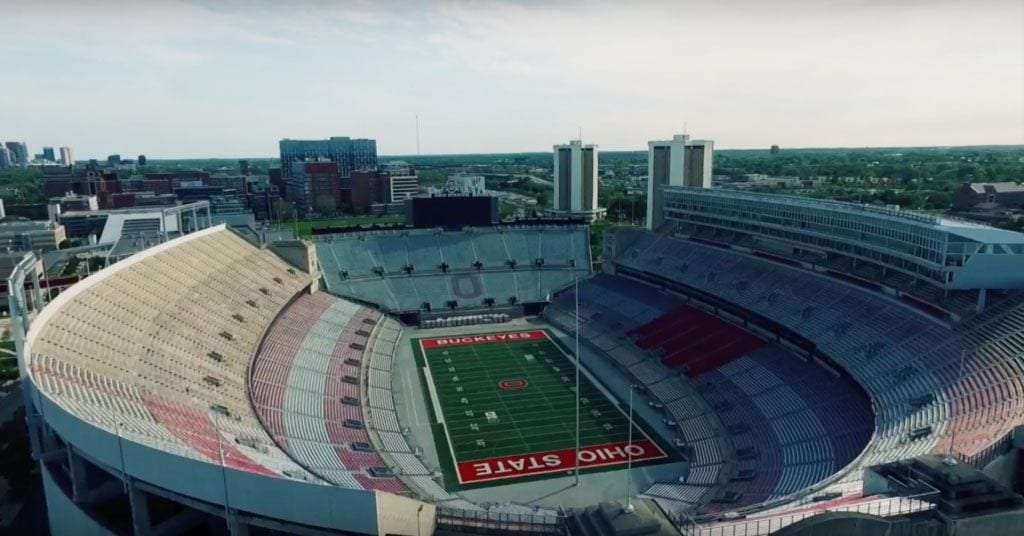 Ohio Stadium brings new food choices to football games