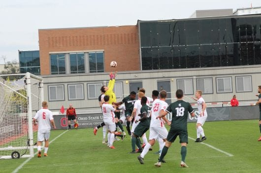 Men's Soccer: Ohio Condition concludes the standard season at Wisconsin