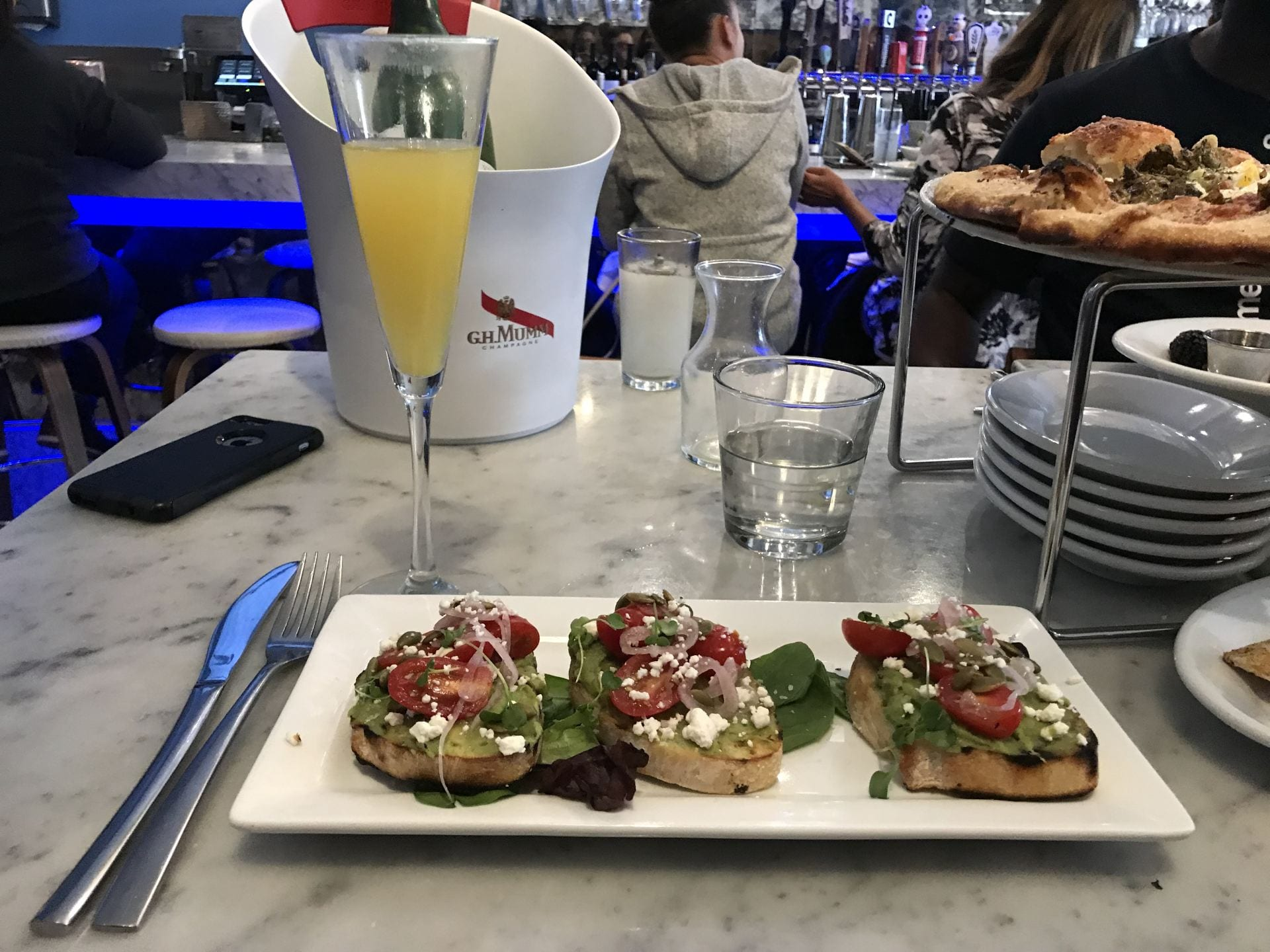 Brunch Squad Review Forno