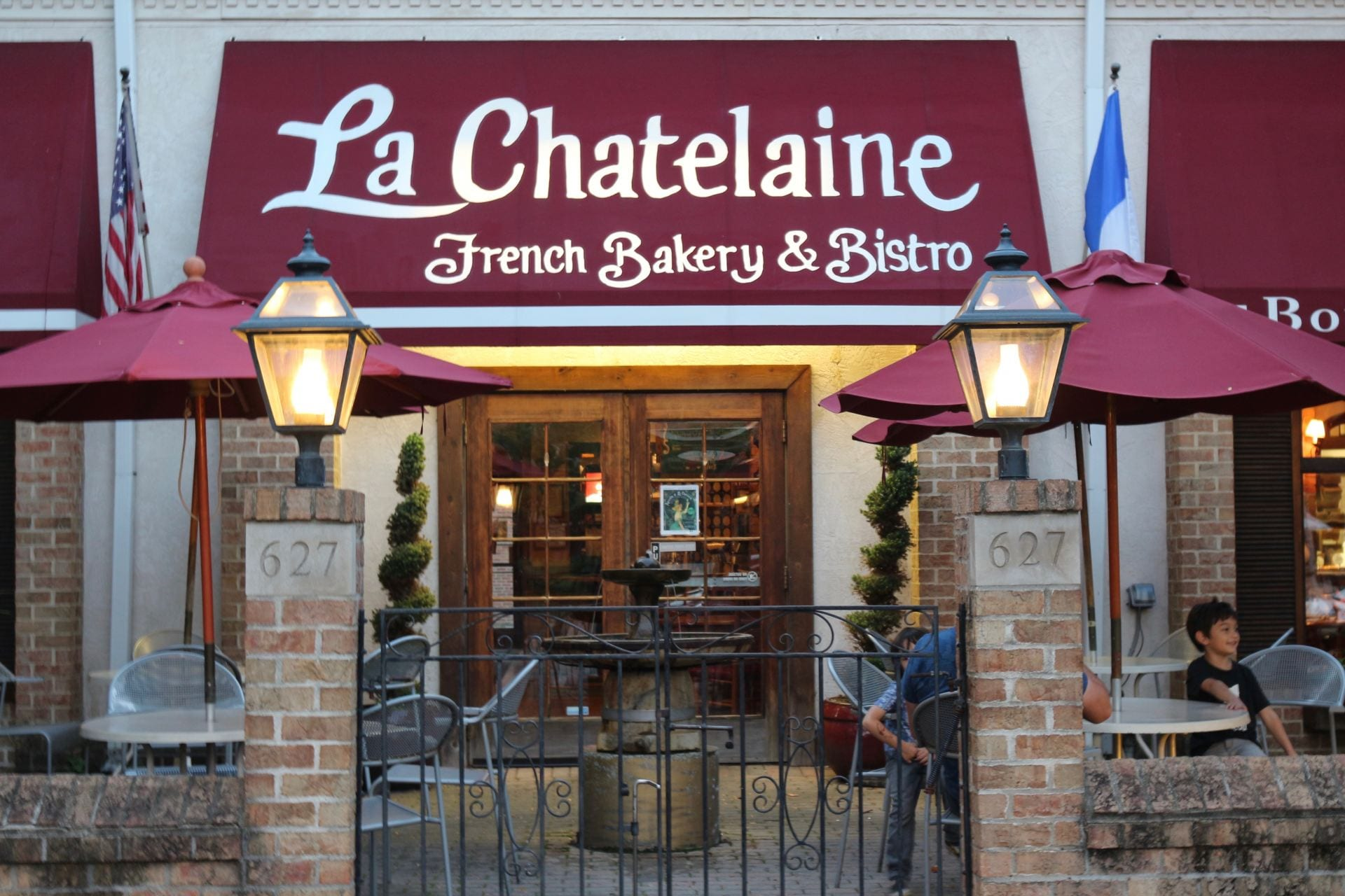 La Châtelaine Is A French Bakery And Bistro Located At 627 High St Columbus Oh Credit Tristain Relet Werkmeister Lantern Reporter