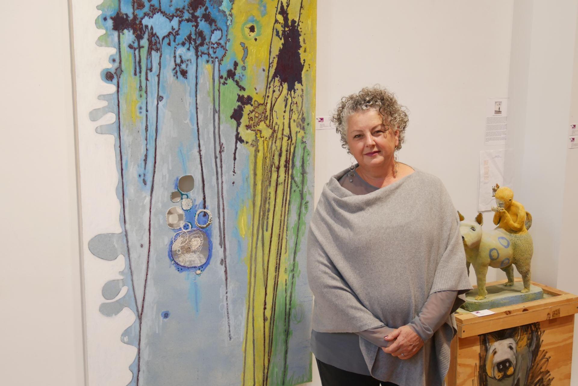 Art Gallery Denounces Trump Administration