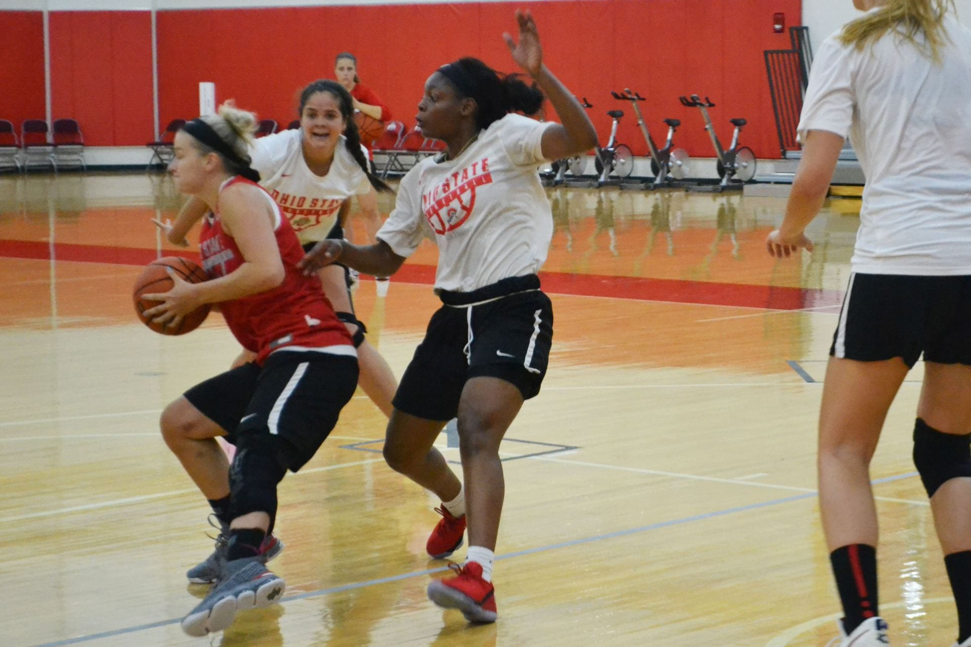 Women's Basketball: Pair of injured Buckeyes move forward after lost season