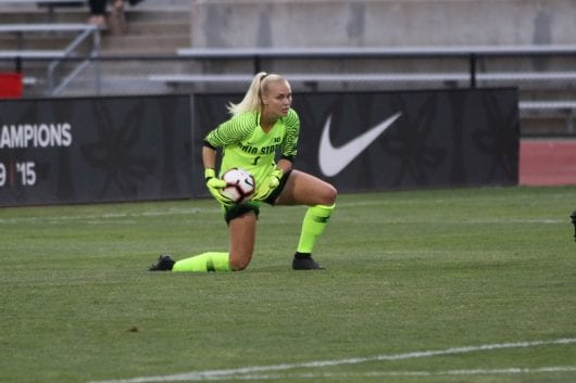 Women's Soccer: Ohio Condition falls to Nebraska on penalty takes over Big Ten tournament