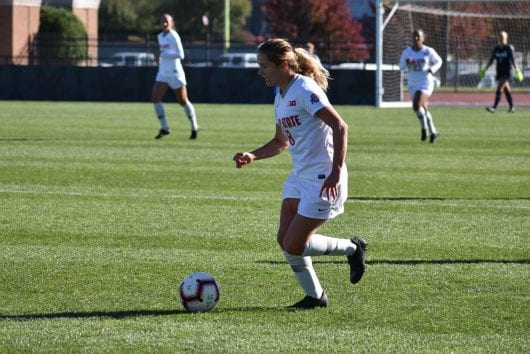 Women's Soccer: Ohio Condition readies for giant Ten tournament against Nebraska
