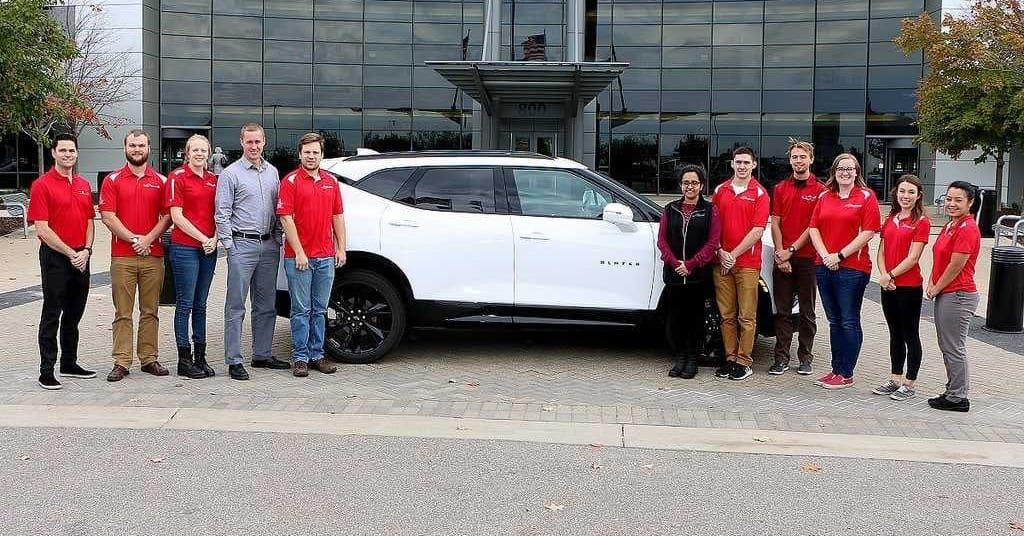Successful Ohio State Ecocar Team Faces New Challenge With Chevy Blazer