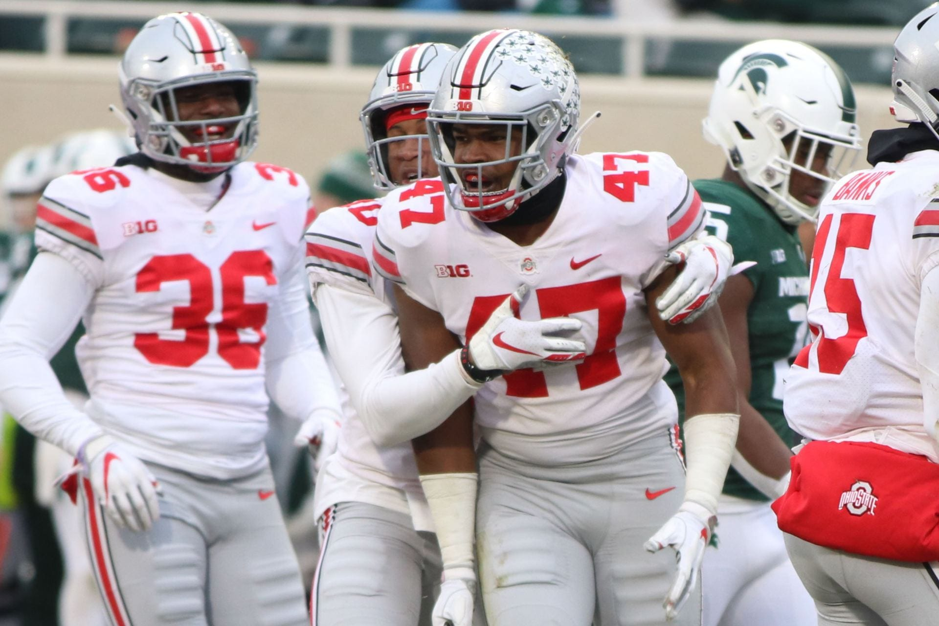 on sale 896e0 ec322 Football: No. 10 Ohio State faces toughest pass defense yet ...