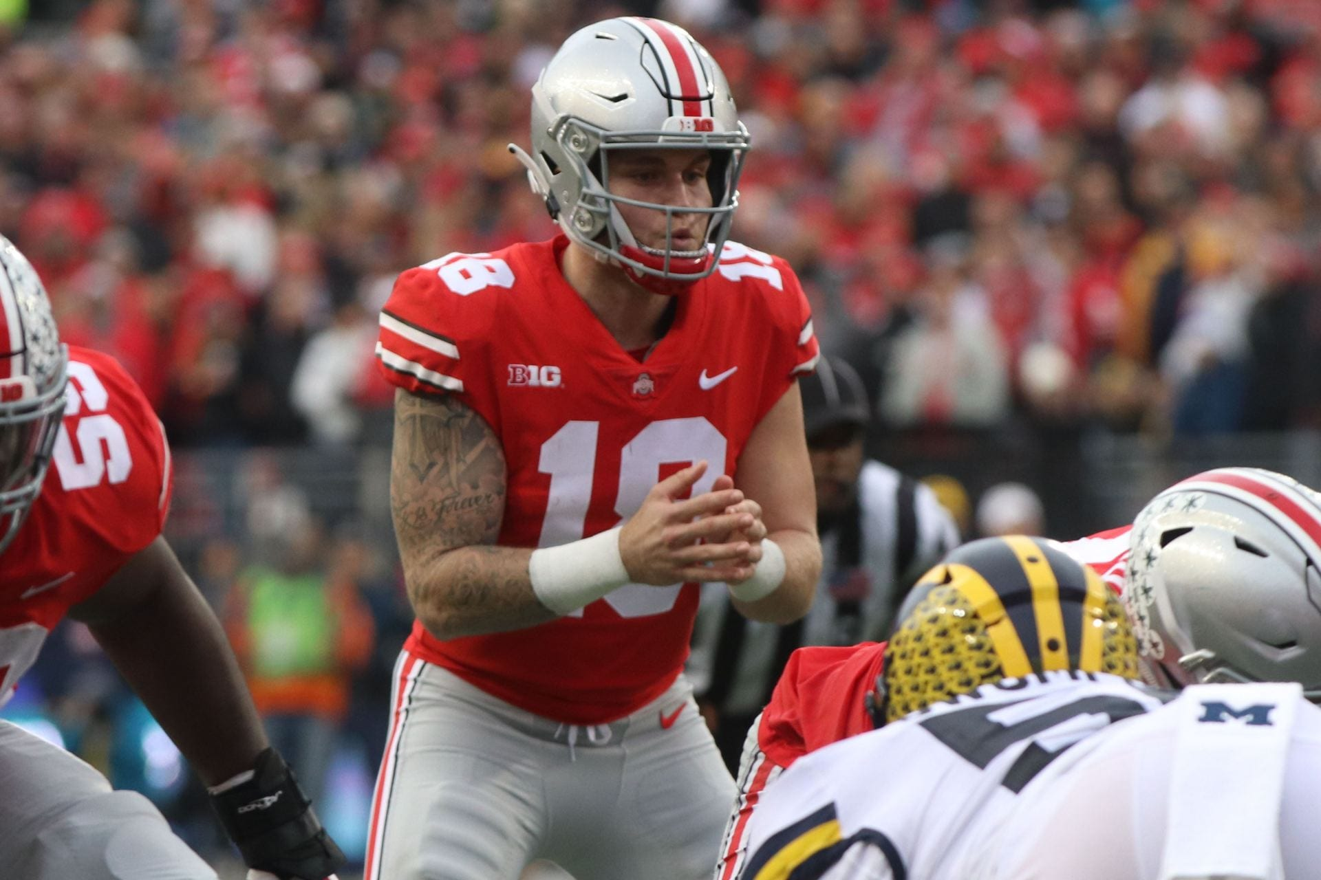 Football: Tate Martell to transfer to University of Miami ...