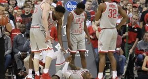 Ohio State Basketball Injury Update The Lantern