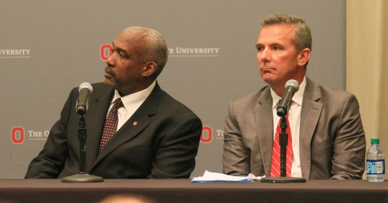 Gene Smith 'disappointed' in Brett McMurphy report