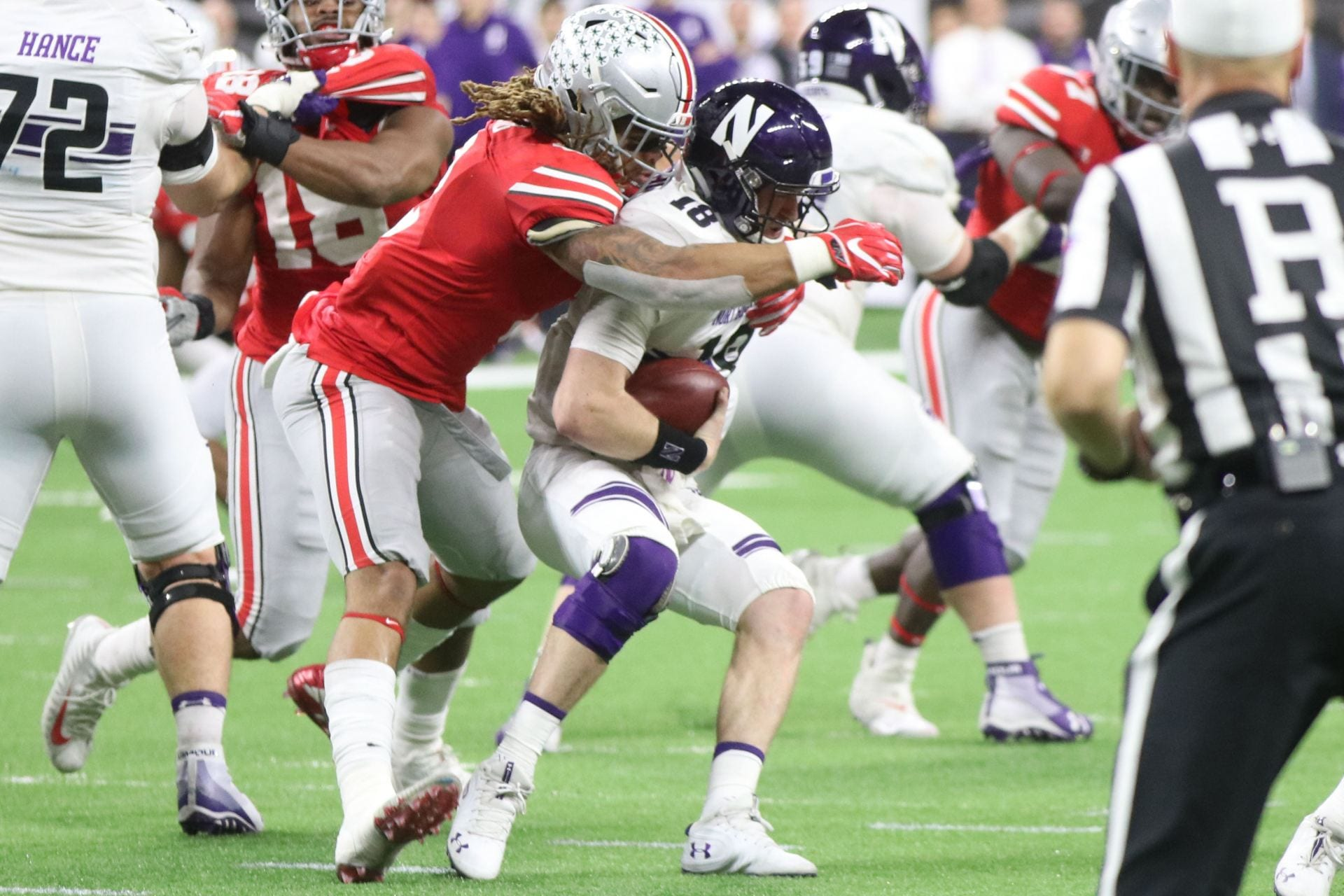 Football: Chase Young expected to lead Ohio State defense