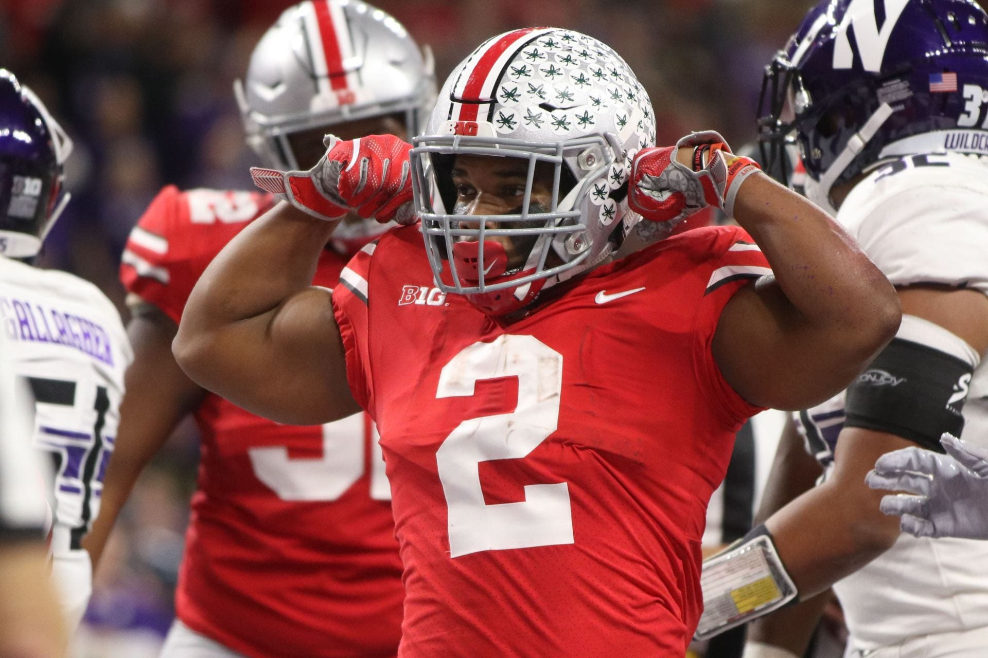 Image result for j.k. dobbins