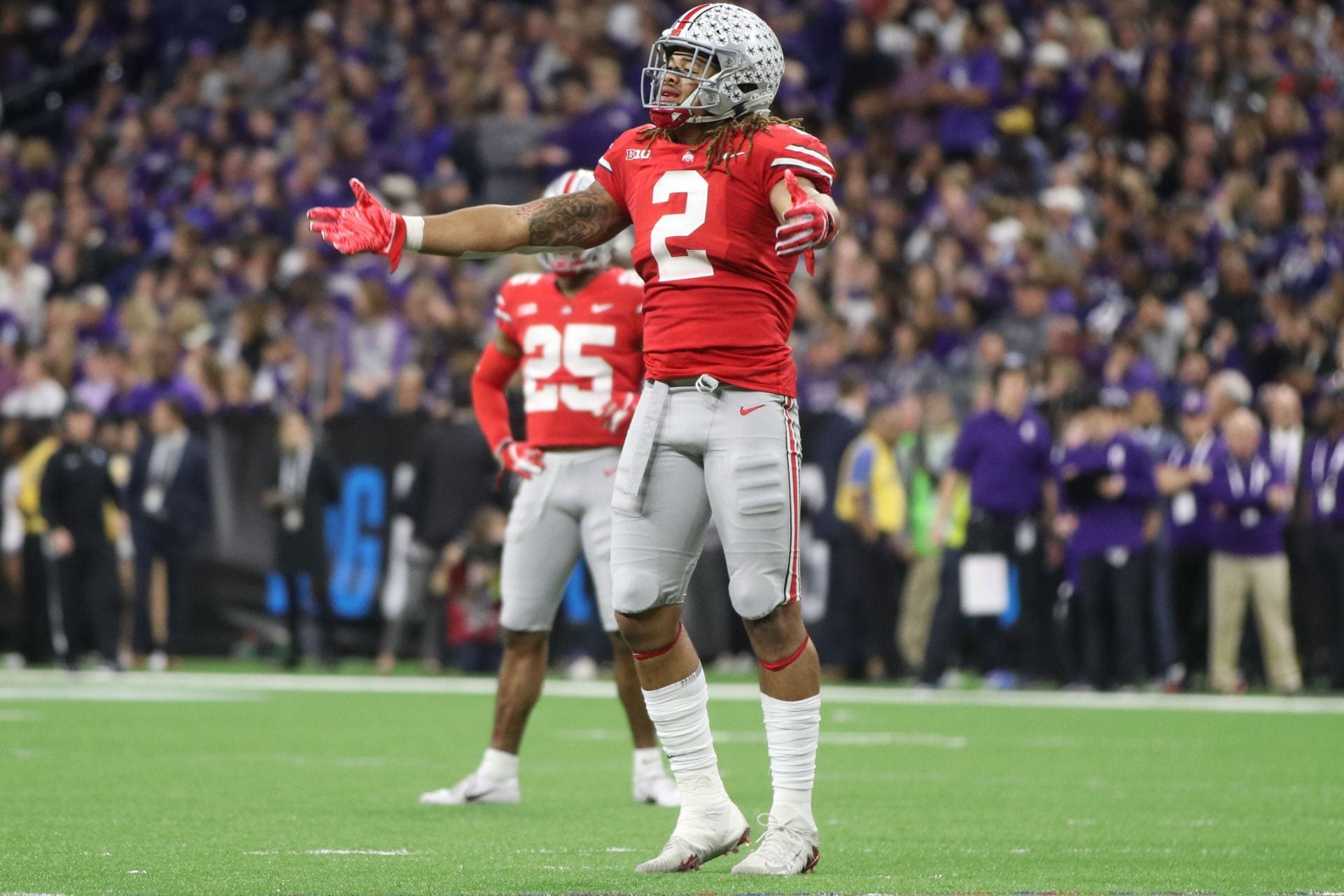 Football Chase Young Expected To Lead Ohio State Defense The Lantern