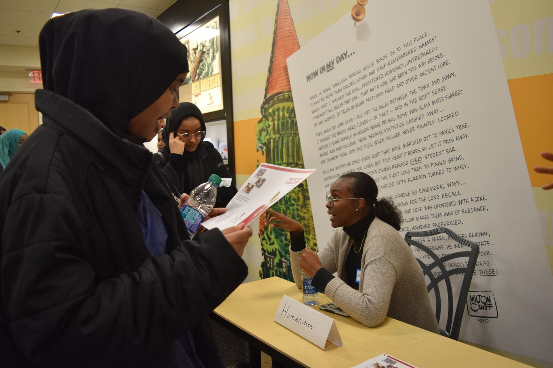 Somali Student Association hosts Career Night