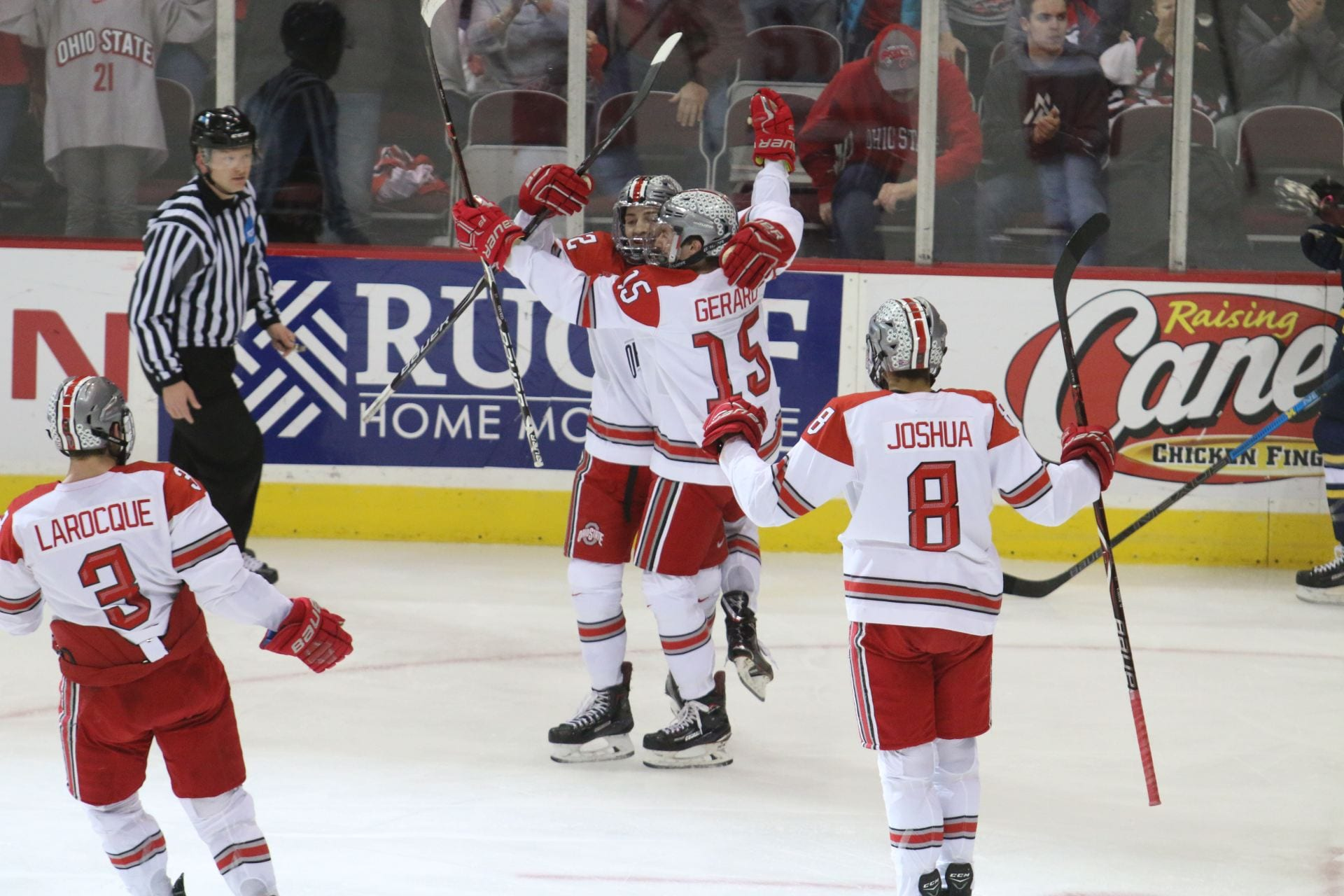 another chance 314a7 01903 Men's Hockey: No. 4 Ohio State sweeps No. 13 Penn State in ...
