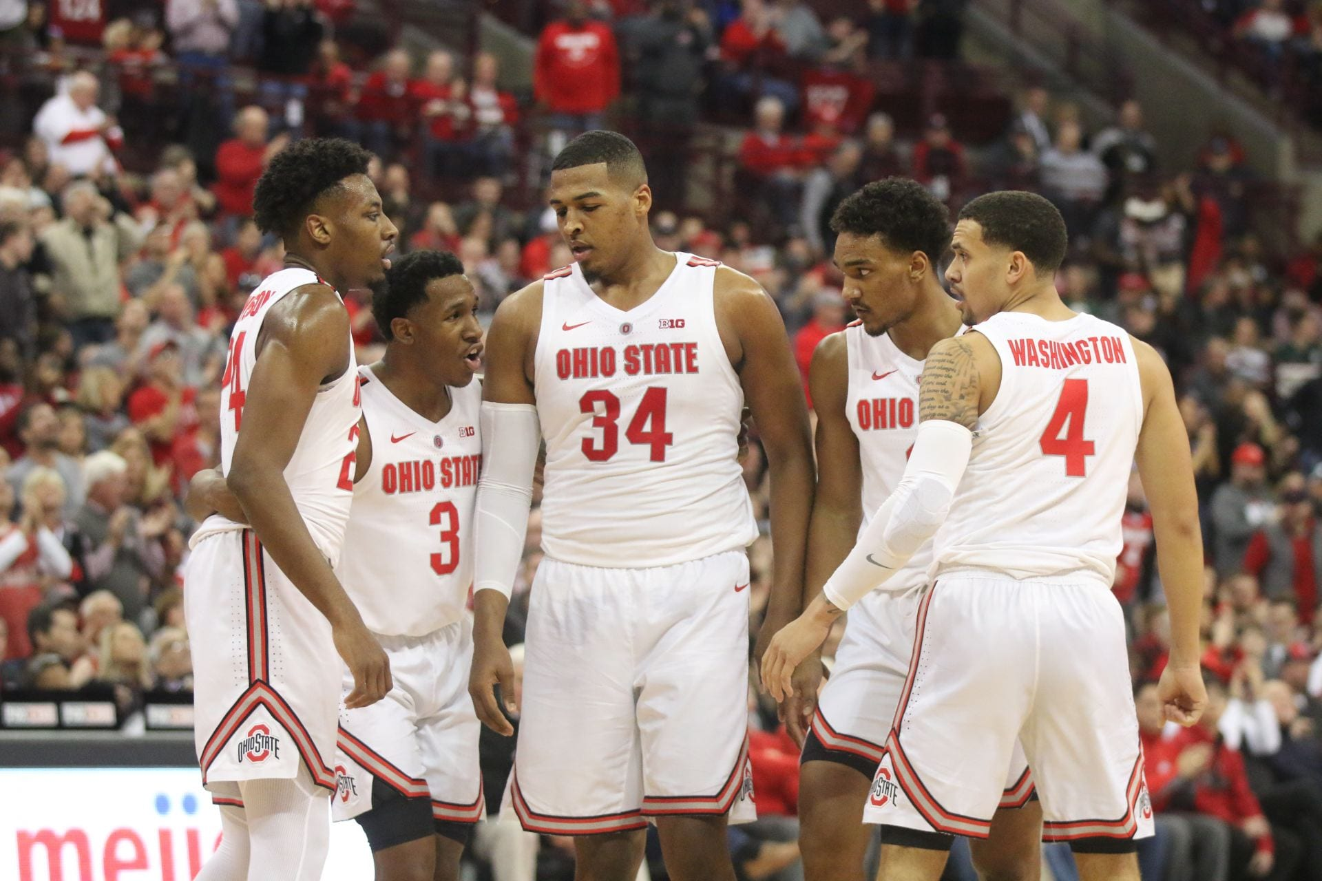 Men S Basketball Ohio State S Loss To Michigan State Shows