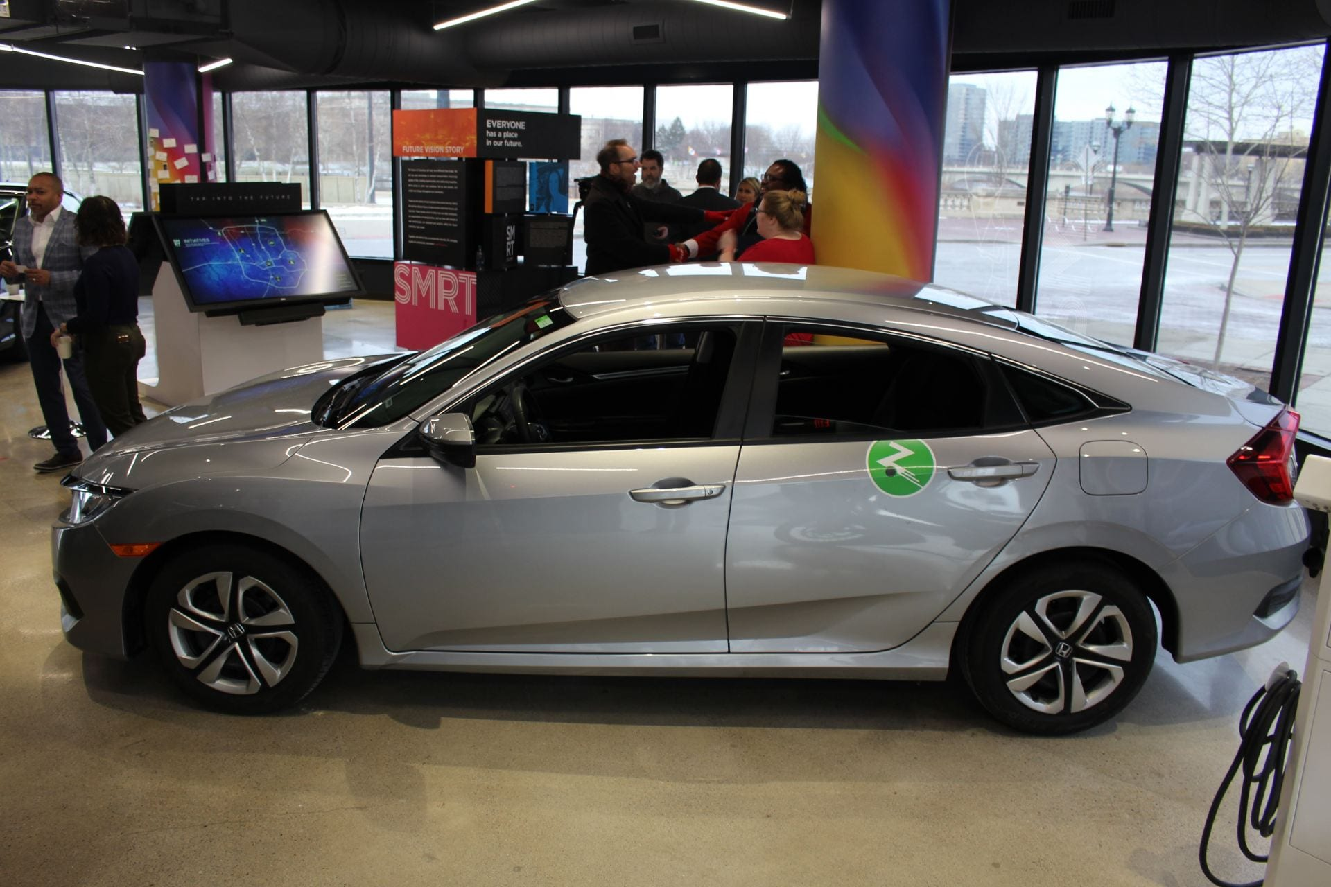 Zipcar And Honda Partnership Offer Accessible Driving Options To