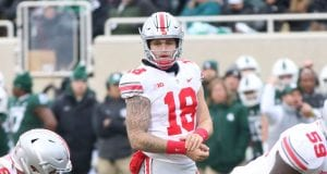 1f4bc813f Football  Tate Martell leaves confidence and dreams at Ohio State with  transfer