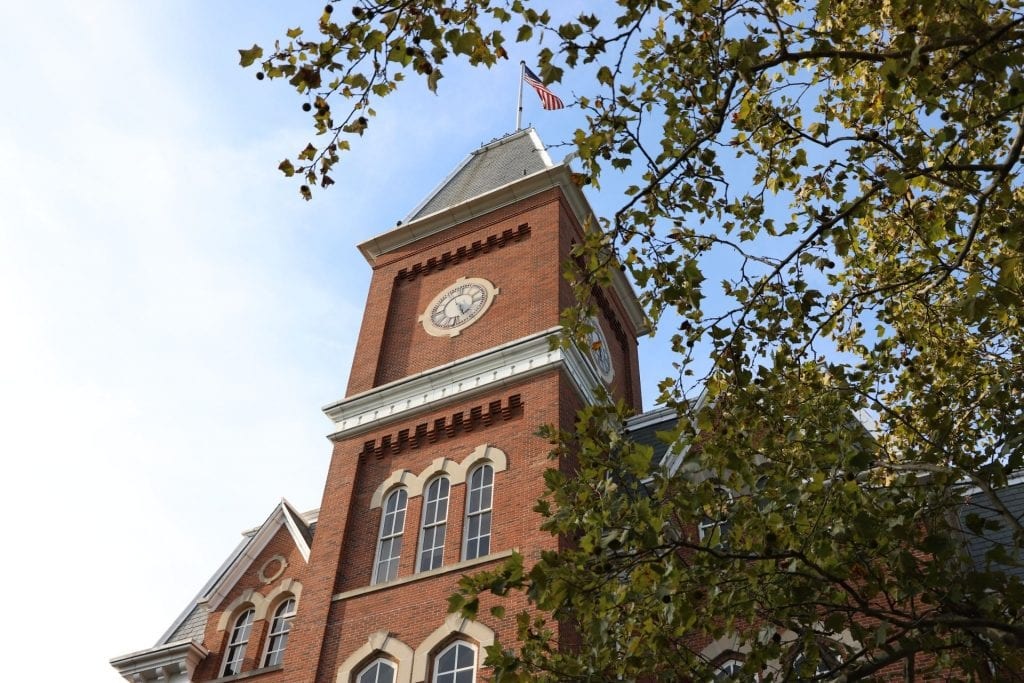 Ohio state university hall
