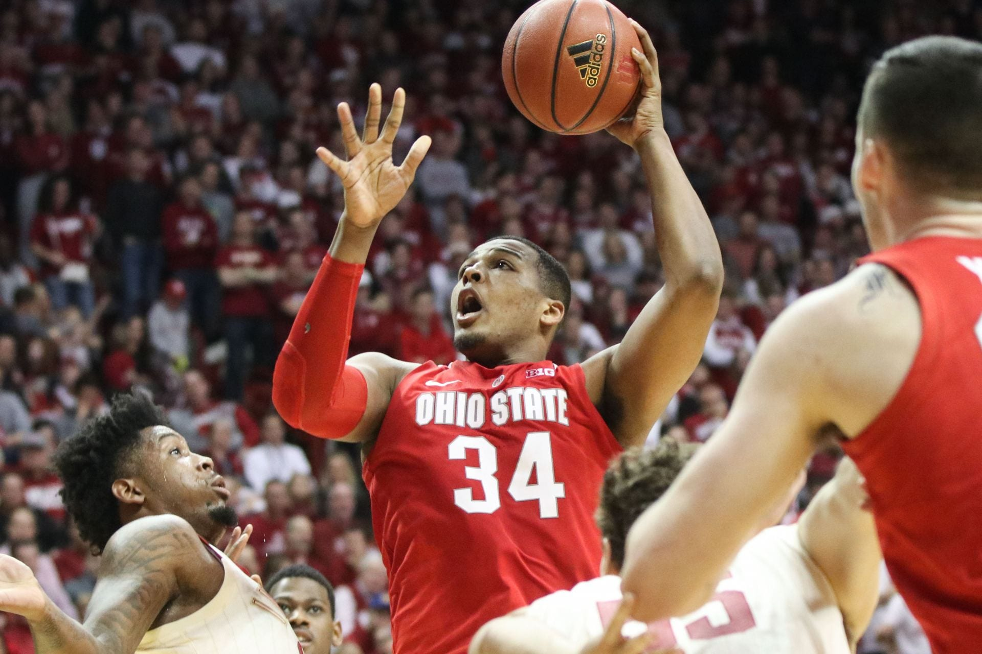 Column: Not hot, not cold: Ohio State men's basketball inching toward its mean