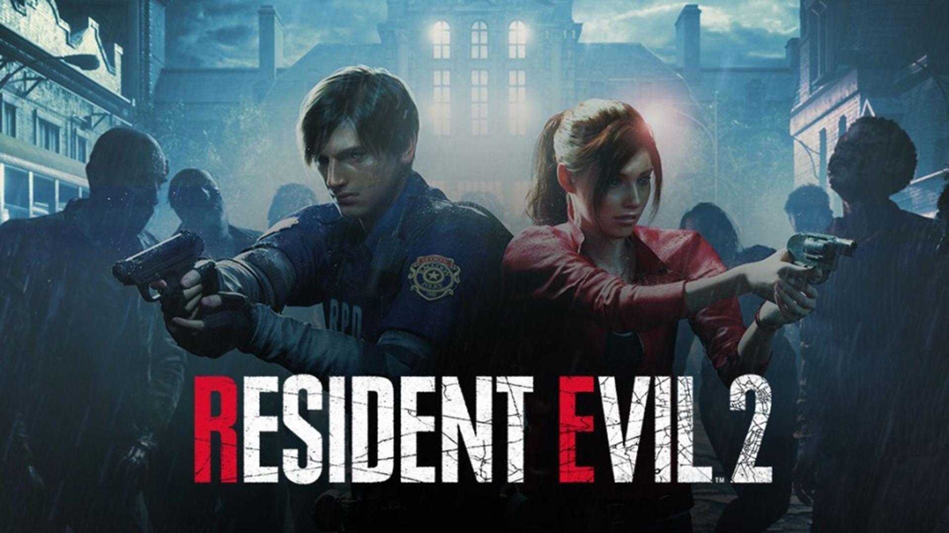 Image result for resident evil 2