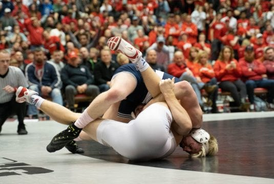 PHOTO15 1z4ctue 535x360 - Gallery: Men?ˉs Wrestling versus. Penn Condition