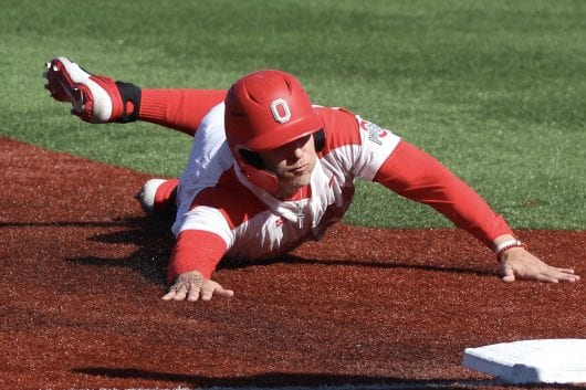 10782309568 IMG 4462 1tkkvj7 530x353 - Baseball: Week day games provide chance for battling Buckeyes
