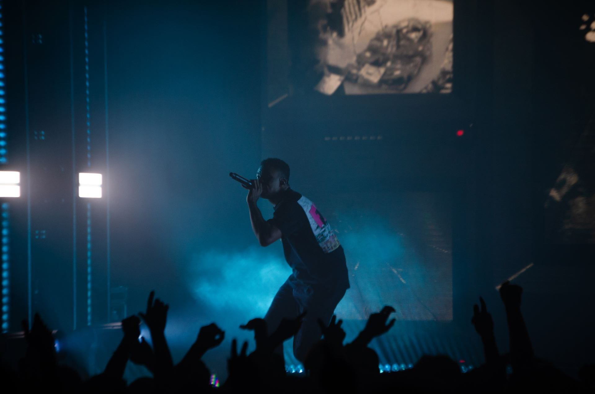09a876dc9d3e Concert review  Vince Staples makes the audience the star of the show for  Columbus tour stop