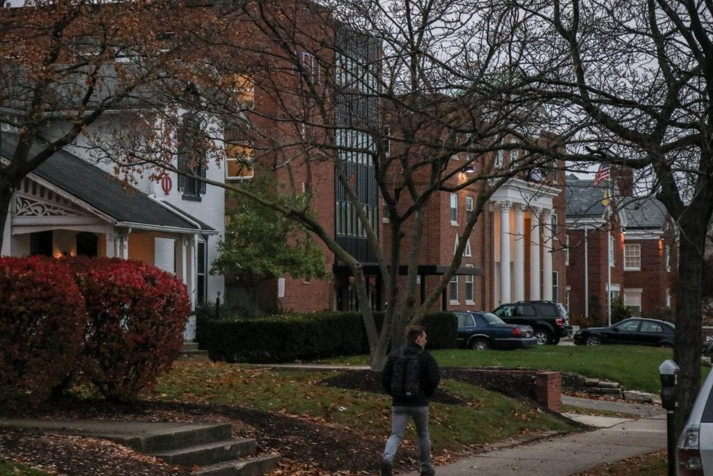 Greek life membership drops for first time since 2010 due to fraternity suspensions