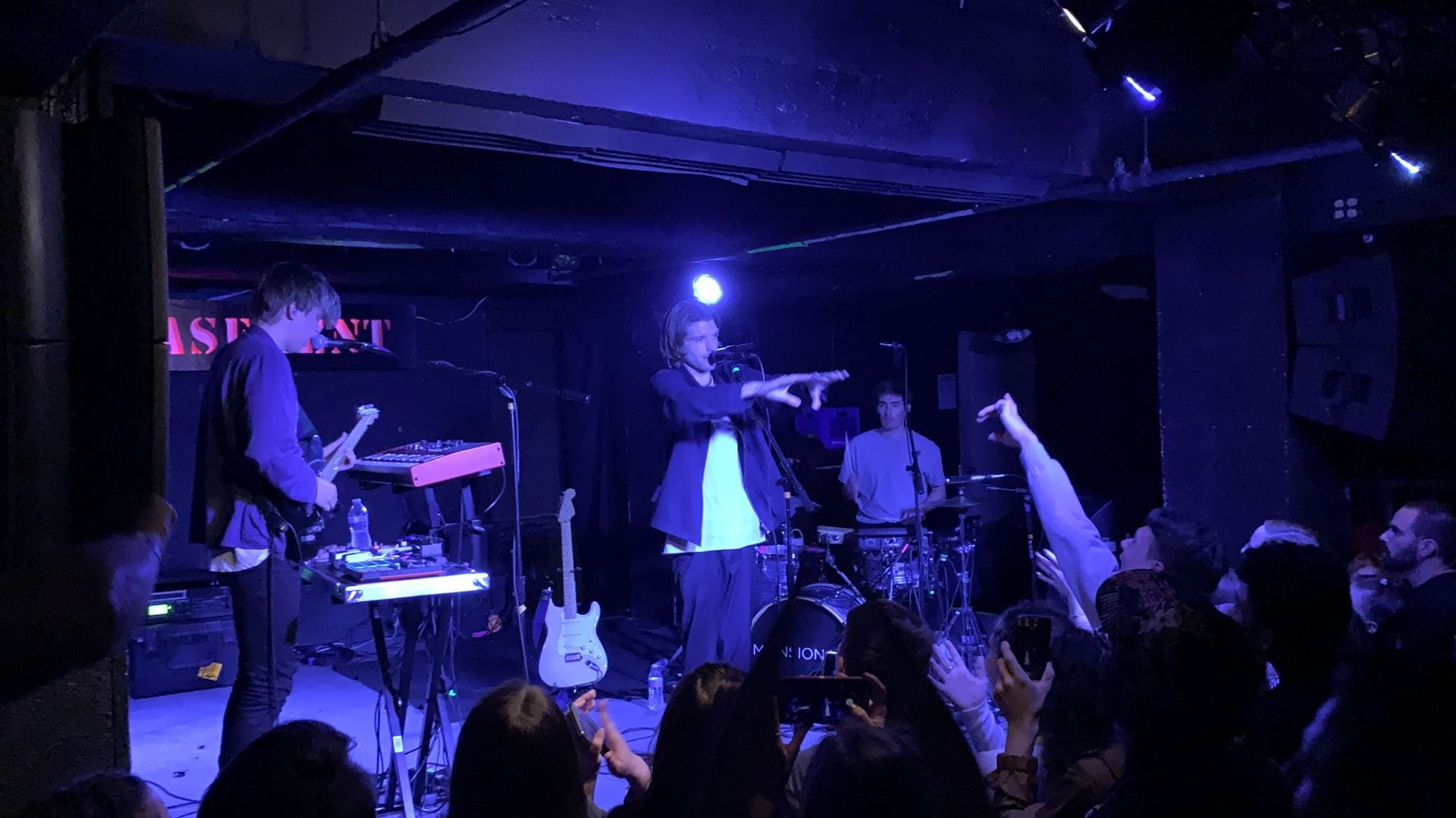 Concert Review: Mansionair provides Columbus with a night of
