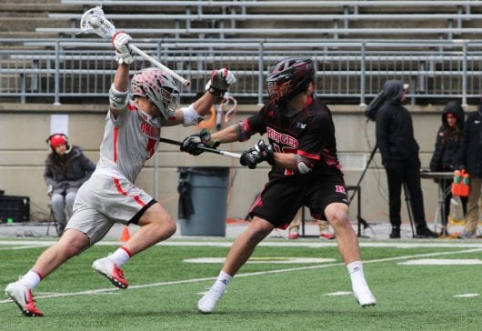 Men's Lacrosse: No. 12 Ohio Condition tries to break losing streak against No. 16 Johns Hopkins