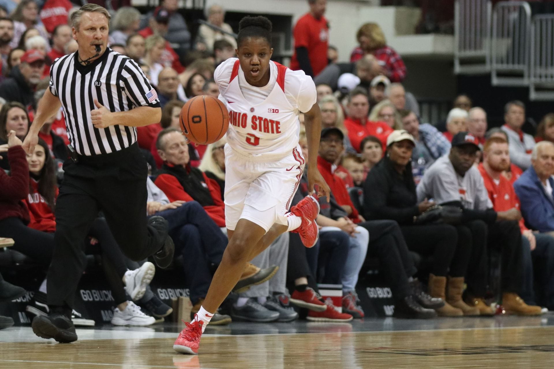 huge discount 6f3ab e417c Women's Basketball: Ohio State ends season with 71-61 loss ...